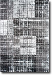 Como-11172-Titanium Machine-Made Area Rug