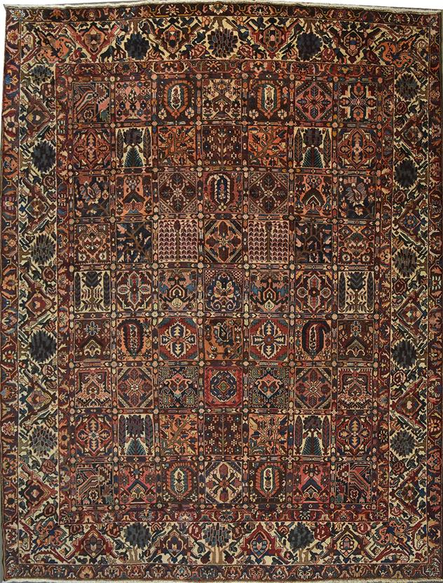Persian Bakhtiar Panel 30k Multi