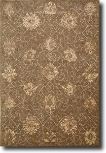 Silken Allure-SLK08-CHO Machine-Made Area Rug