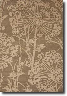 Earth-ER12-Light Gold Light Gold Hand-Knotted Area Rug