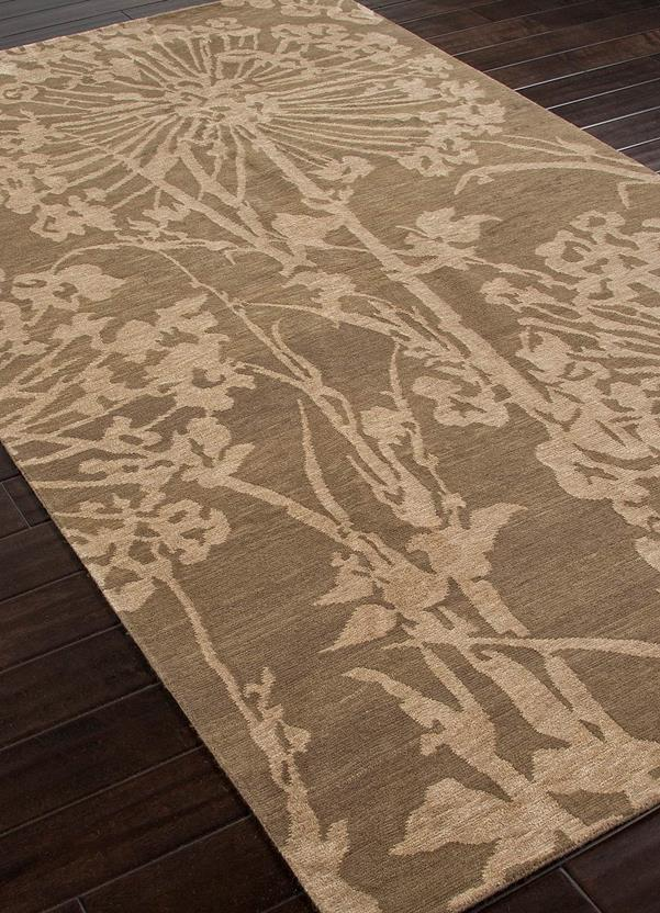 Earth-ER12-Light Gold Light Gold Hand-Knotted Area Rug collection texture detail