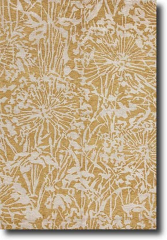 Earth-ER17-Golden Apricot Golden Apricot Hand-Knotted Area Rug