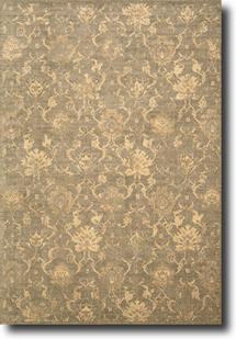 Silken Allure-SLK11-MOS Machine-Made Area Rug